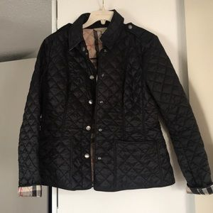 Burberry Classic Modern Quilted Jacket